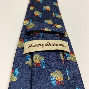 Tommy Bahama Blue Pina Colada Tie